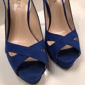 Cute guess heels